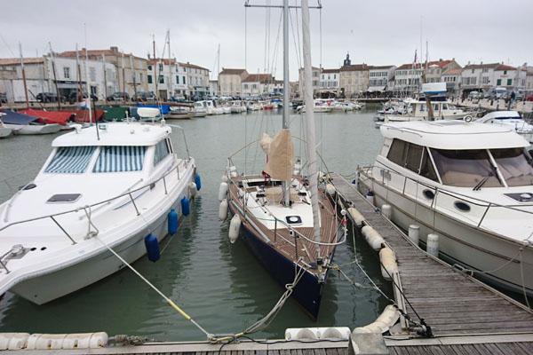 L'île de Ré en Vendée